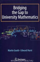 Bridging the Gap to University Mathematics (2009)