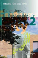 Dimensions of the Sustainable City (2009)