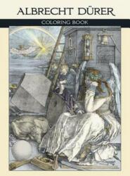 Albrecht Durer: Coloring Book (ISBN: 9780764978548)