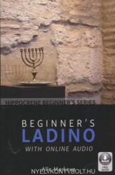 Beginner's Ladino with Online Audio - Alla Markova (ISBN: 9780781813723)