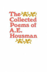 The Collected Poems of A. E. Housman (ISBN: 9780805005479)
