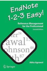 EndNote 1 - 2 - 3 Easy! - Reference Management for the Professional (2009)