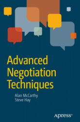 Advanced Negotiation Techniques (ISBN: 9781484208519)