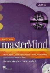 masterMind Level 1B Workbook & CD Pack (2011)