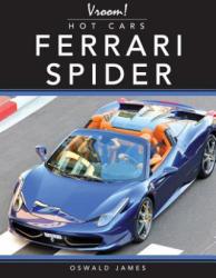 Ferrari Spider (ISBN: 9781681917504)