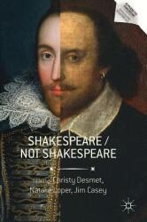 Shakespeare / Not Shakespeare (ISBN: 9783319632995)