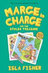 Marge in Charge and the Stolen Treasure (ISBN: 9780062662217)
