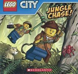 Jungle Chase! (ISBN: 9780606406895)