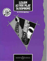 Learn as You Play Saxophone (1983)