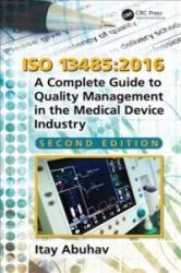 ISO 13485: 2016 - ABUHAV (ISBN: 9781138039179)