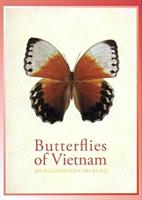 Butterflies of Vietnam: An Illustrated Checklist (ISBN: 9780955121135)