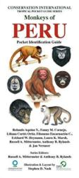 Monkeys of Peru (ISBN: 9781934151648)