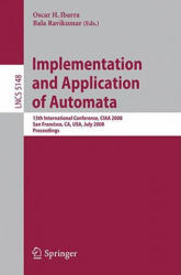 Implementation and Applications of Automata (2008)