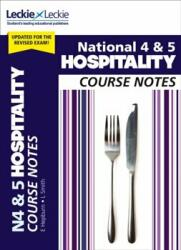 National 4/5 Hospitality Course Notes (ISBN: 9780008282257)
