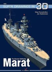Russian Battleship Marat (ISBN: 9788365437822)