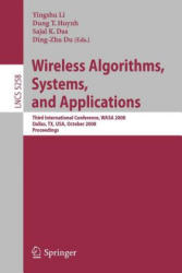 Wireless Algorithms, Systems, and Applications (2008)