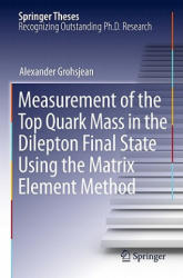 Measurement of the Top Quark Mass in the Dilepton Final State Using the Matrix Element Method (2010)