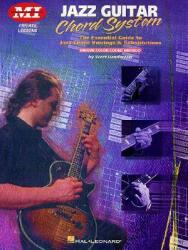 Jazz Guitar Chord System: Private Lessons Series (ISBN: 9780793591657)