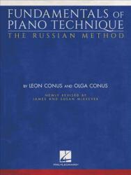 Fundamentals Of Piano Technique - The Russian Method (ISBN: 9781495073014)