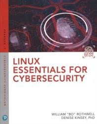 Linux Essentials for Cybersecurity (ISBN: 9780789759351)