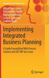 Implementing Integrated Business Planning - A Guide Exemplified With Process Context and SAP IBP Use Cases (ISBN: 9783319900940)