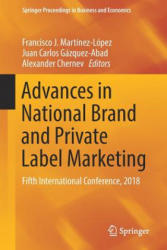 Advances in National Brand and Private Label Marketing - Fifth International Conference, 2018 (ISBN: 9783319920832)