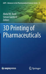 3D Printing of Pharmaceuticals (ISBN: 9783319907543)