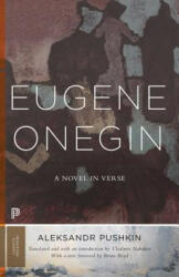 Eugene Onegin: A Novel in Verse: Text (ISBN: 9780691181011)
