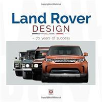 Land Rover Design - 70 years of success (ISBN: 9781845849870)