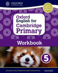 Oxford English for Cambridge Primary Workbook 5 (ISBN: 9780198366331)