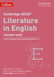 Cambridge Igcse(r) Literature in English Teacher Guide (ISBN: 9780008262044)