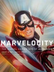 Marvelocity, Hardcover (ISBN: 9781101871973)
