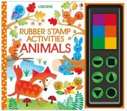 Rubber Stamp Activities Animals - Fiona Watt (ISBN: 9781474953580)