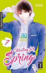 Waiting for Spring 07 - Anashin, Christine Steinle (ISBN: 9783770496112)