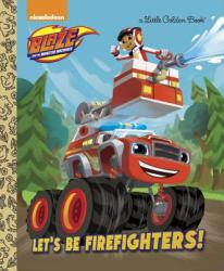 Let's Be Firefighters! (ISBN: 9780399553516)