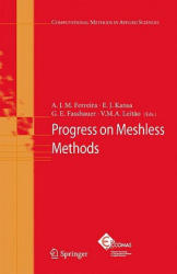 Progress on Meshless Methods (2008)
