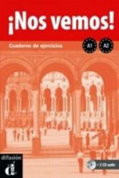 ! Nos vemos! A1-A2 - Cuaderno de ejercicios + CD - E. M. Lloret (ISBN: 9788484438045)