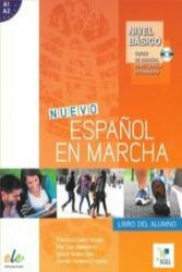 Nuevo Espanol en marcha basico A1+A2 Podrecznik + CD - Castro Viudez Francisca (ISBN: 9788497785297)