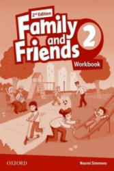 Family and Friends: Level 2: Workbook (ISBN: 9780194808040)
