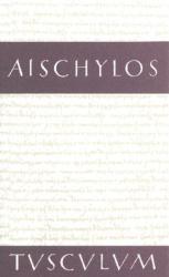 Tragödien - Aischylos, Bernhard Zimmermann, Oskar Werner (ISBN: 9783050055152)