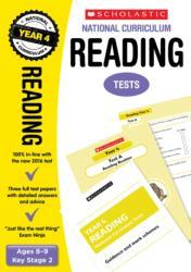 Reading Test - Year 4 (ISBN: 9781407159782)