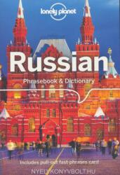 Lonely Planet Russian Phrasebook & Dictionary - Lonely Planet (ISBN: 9781786574633)