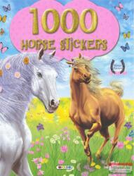 1000 ló matricája 1 - Virágos rét (2018)