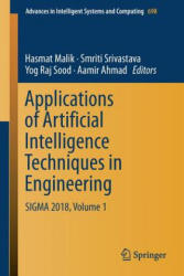 Applications of Artificial Intelligence Techniques in Engineering (ISBN: 9789811318184)