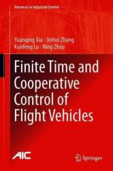 Finite Time and Cooperative Control of Flight Vehicles (ISBN: 9789811313721)