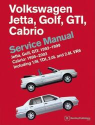 Volkswagen Jetta, Golf, GTI: 1993, 1994, 1995, 1996, 1997, 1998, 1999 Cabrio: 1995, 1996, 1997, 1998, 1999, 2000, 2001, 2002 (2011)