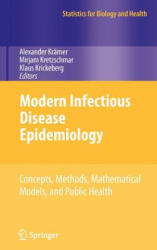 Modern Infectious Disease Epidemiology - Alexander Kramer (2009)