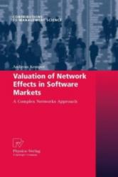 Valuation of Network Effects in Software Markets (2009)