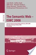Semantic Web - ISWC 2008 (2008)