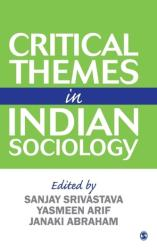 Critical Themes in Indian Sociology (ISBN: 9789352807956)